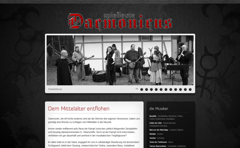 spielleute Daemonicus